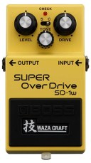 BOSS《ボス》SD-1W(J) [MADE IN JAPAN] [SUPER OverDrive 技 Waza Craft Series Special Edition] 【期間限定★送料無料】【ef_p5】