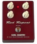 CARL MARTIN Red Repeat 【送料無料!】