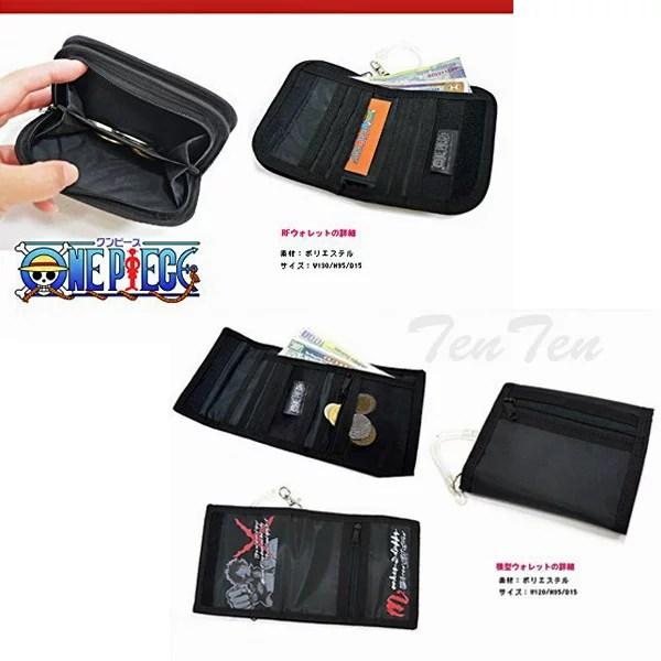 ワンピース グッズ 横型RFウォレット ロロノア・ゾロ 【即納品】 財布
