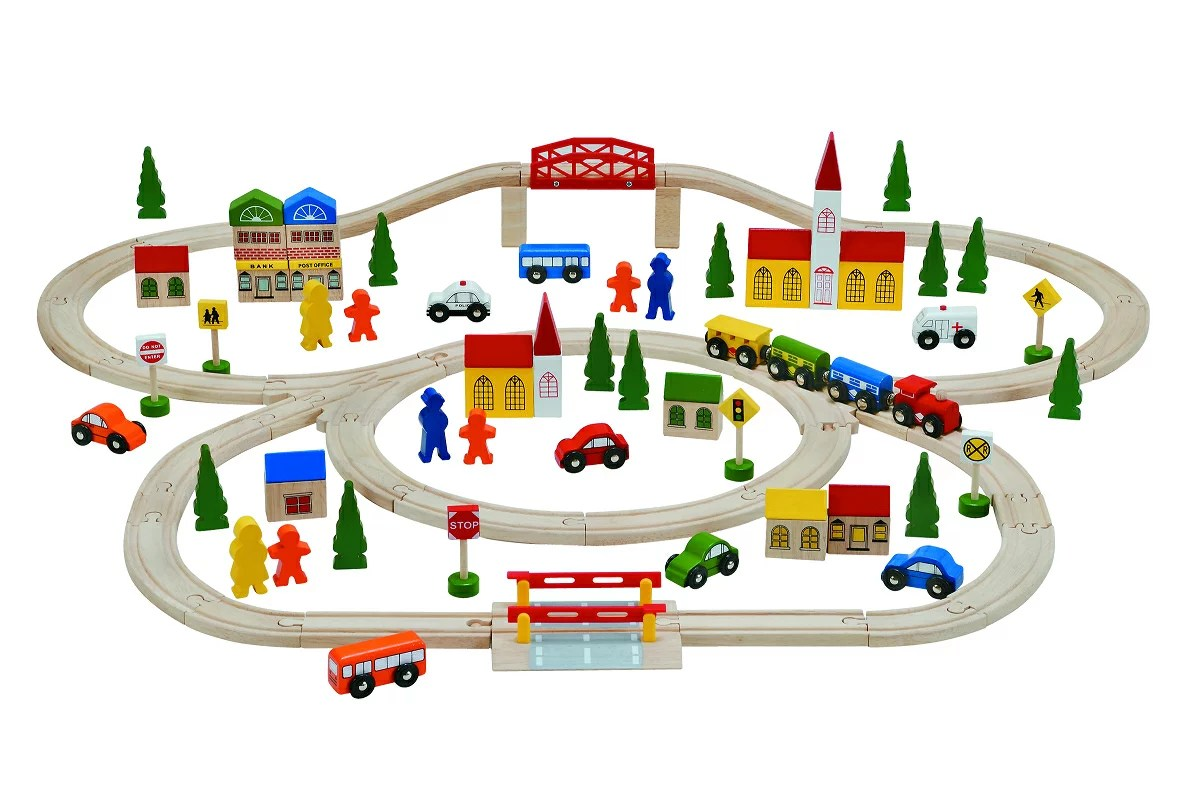 Encouragement Year Images Riding Toys Year Woodpal Rakuten Global Market Rail Train Set Train Set Year Train Toys Train Set Train Set Year S baby Gifts For 3 Year Old Boy