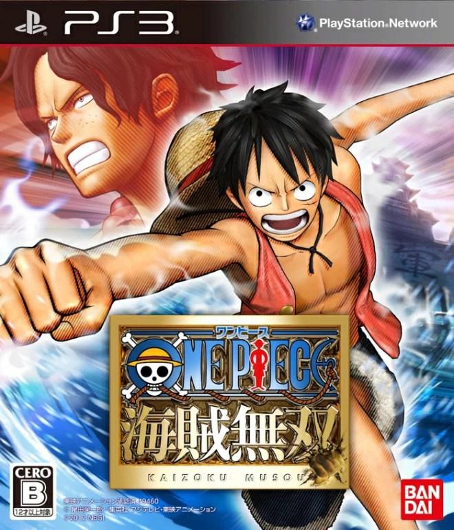 【中古】PS3 ワンピース海賊無双【開封品】【日立南店】