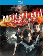 Download Resident Evil Damnation (2012) BluRay 720p 700MB Ganool