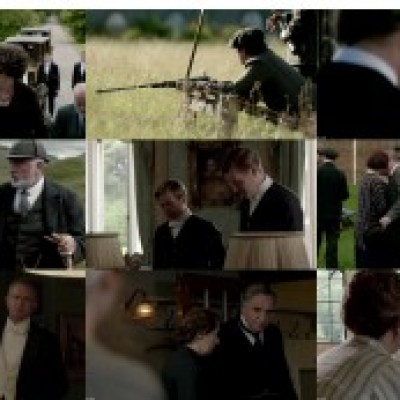 Download Downton Abbey A Journey To The Highlands (2012) BluRay 720p 700MB Ganool