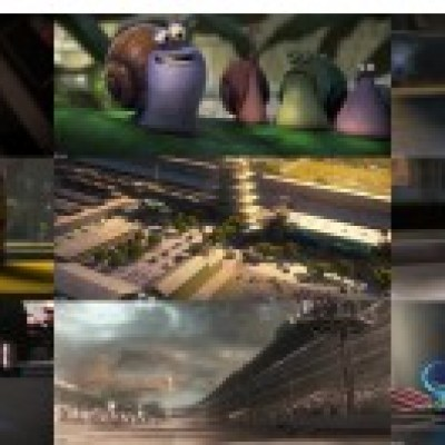 Download Turbo (2013) BluRay 720p 650MB Ganool