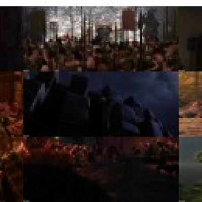 Download Brave (2012) BluRay 720p 600MB Ganool