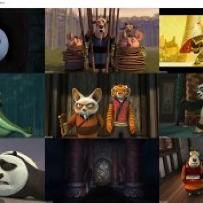 Download Kung Fu Panda Good Croc Bad Croc (2013) DVDRip 700MB Ganool