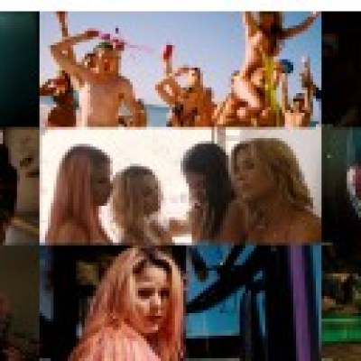 Download Spring Breakers (2012) RC BluRay 720p 700MB Ganool