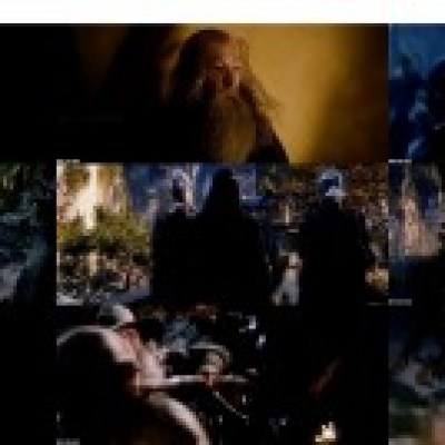 Download The Hobbit: An Unexpected Journey (2012) DVDScr 800MB Ganool