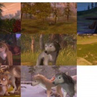 Download Alpha and Omega 2: A Howl iday Adventure (2013) BluRay 720p 350MB Ganool