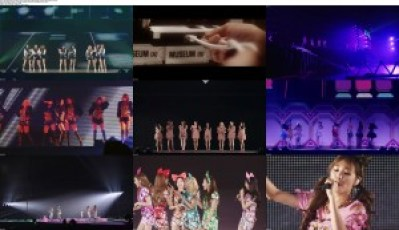 Girls Generation The Best Live at Tokyo Dome (2015) BluRay 720p