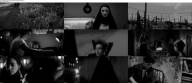 Download Subtitle indoA Girl Walks Home Alone at Night (2014) BluRay 720p