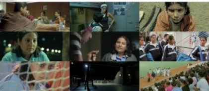 movie screenshot of Chakde India