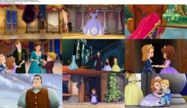 movie screenshot of Sofia the First The Enchanted Feast fdmovie.com