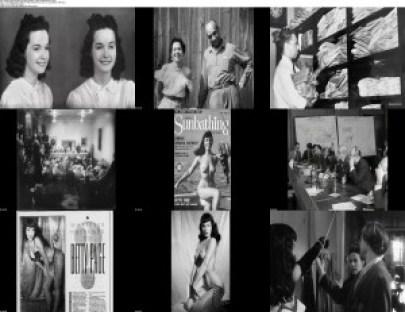 movie screenshot of Bettie Page Reveals All fdmovie.com