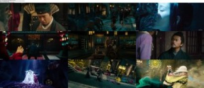 movie screenshot of The Four Final Battle  fdmovie.com