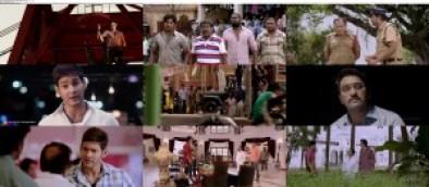 movie screenshot of Aagadu