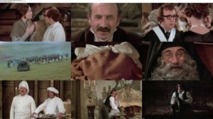 movie screenshot of Love and Death 1975