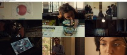 movie screenshot of I Origins fdmovie.com
