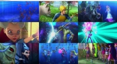 movie screenshot of Winx Club: Il mistero degli abissi 2014