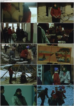 The Story of Qiu Ju 1992 movie screenshot