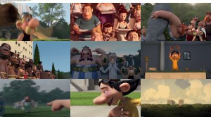Asterix and Obelix: Mansion of the Gods (2014) DUBBED BluRay 720p