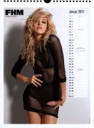 a33d02134408422 FHM Magazine (Germany) ~ 2011 Calendar 14HQ