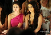 6a7ba688928843 Kim Kardashian attends the Beach Bunny Swimwear  2011 Fashion Show in Miami, Jul 16, 2010