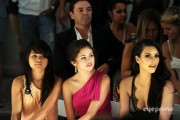 52e3c588928789 Kim Kardashian attends the Beach Bunny Swimwear  2011 Fashion Show in Miami, Jul 16, 2010