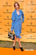 7cab6189260286 Karen Gillan attends the Veuve Clicquot Gold Cup  Final in Midhurst, UK, Jul 18, 2010