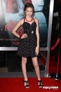 5a8370122991415 Ryan Newman attends the Red Riding Hood Premiere in Hollywood, Mar 7