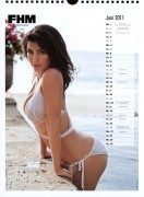 ee4804134408595 FHM Magazine (Germany) ~ 2011 Calendar 14HQ