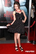 5d885c122991426 Ryan Newman attends the Red Riding Hood Premiere in Hollywood, Mar 7