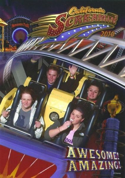 People From Roller Coasters ThumbPress 29 Winners and Losers from Roller Coasters (62 Pics)