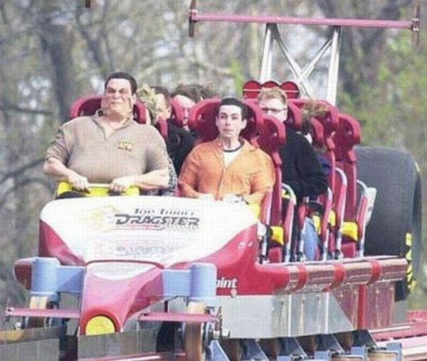 People From Roller Coasters ThumbPress 53 Winners and Losers from Roller Coasters (62 Pics)