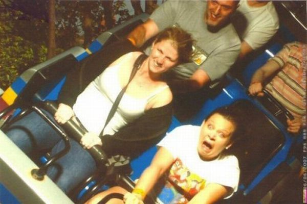 People From Roller Coasters ThumbPress 59 Winners and Losers from Roller Coasters (62 Pics)