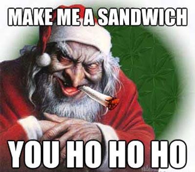 You HO HO HO wtf cool stuff meme funny pics fails funny pics  Top 25 Santa Memes & Captions (Funny Pics)