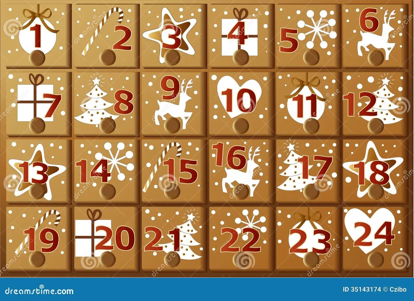 Online Advent Calendars Printable | Calendar Template 2016