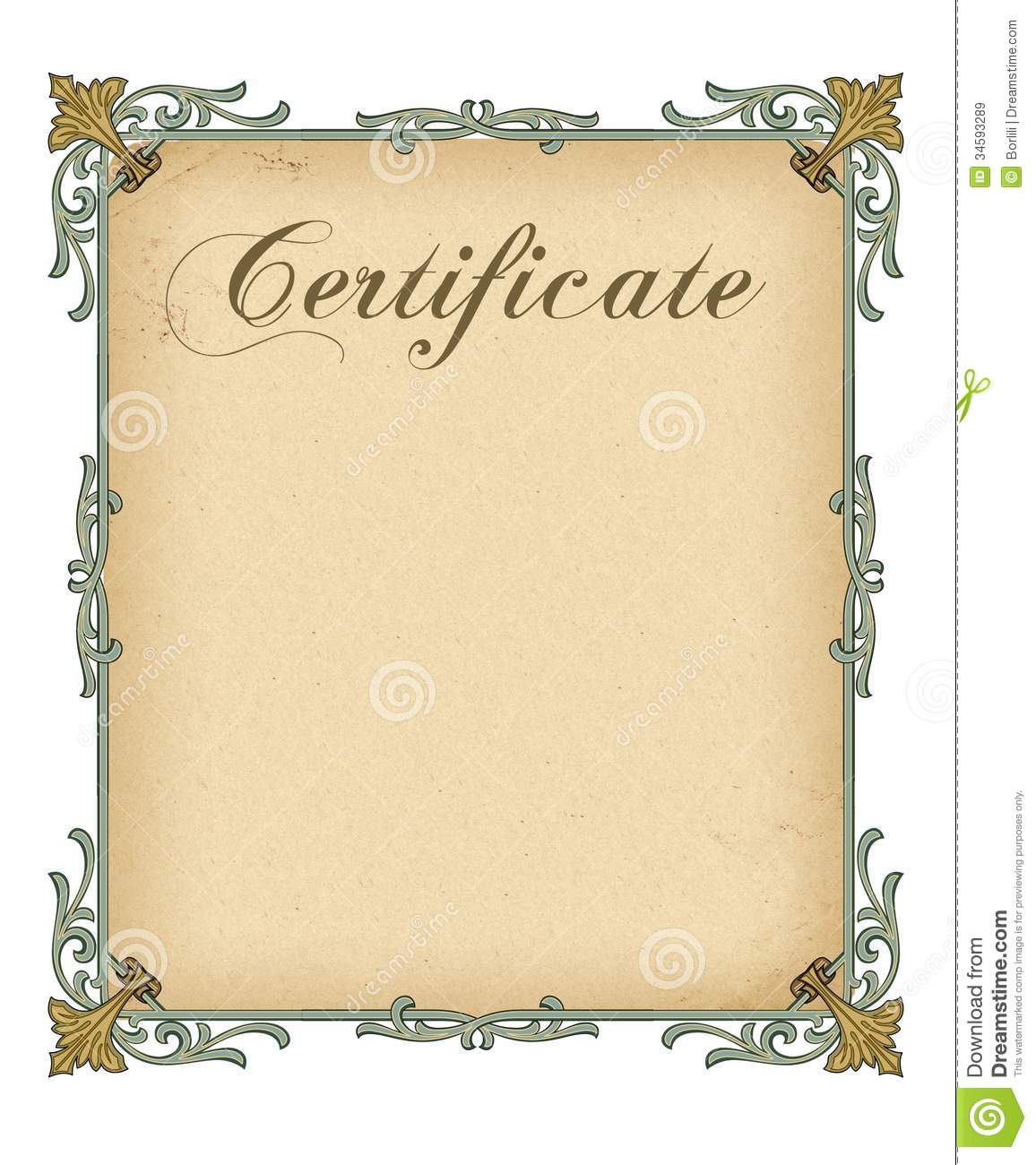Free blank training certificate template free certificate templates for completion of training free yelopaper Image collections