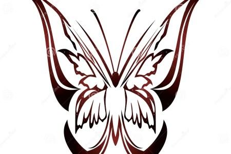 erfly tattoo design 20983264