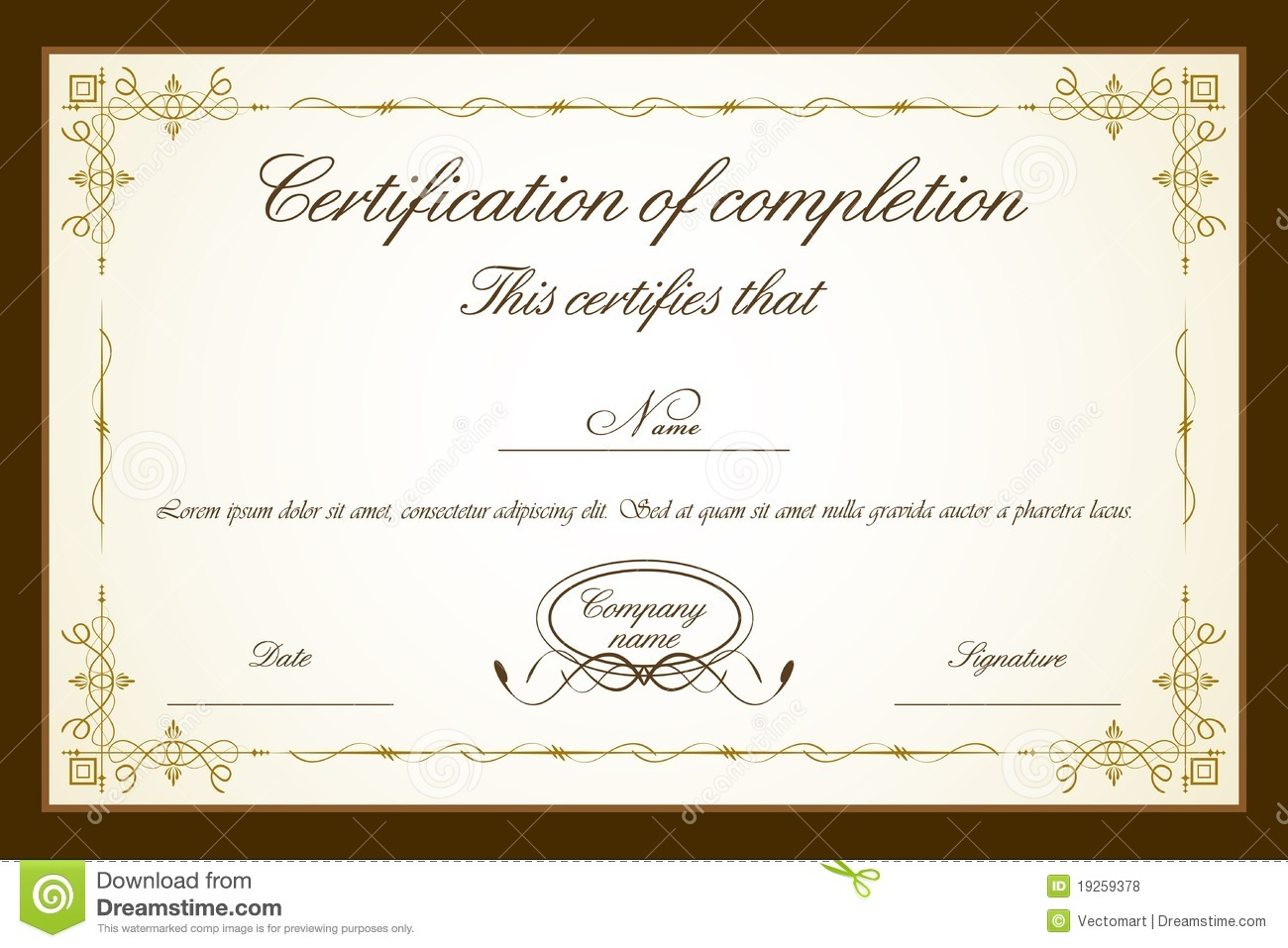 Blank certificate templates word word certificate of appreciation template is a part of certificate yelopaper Images