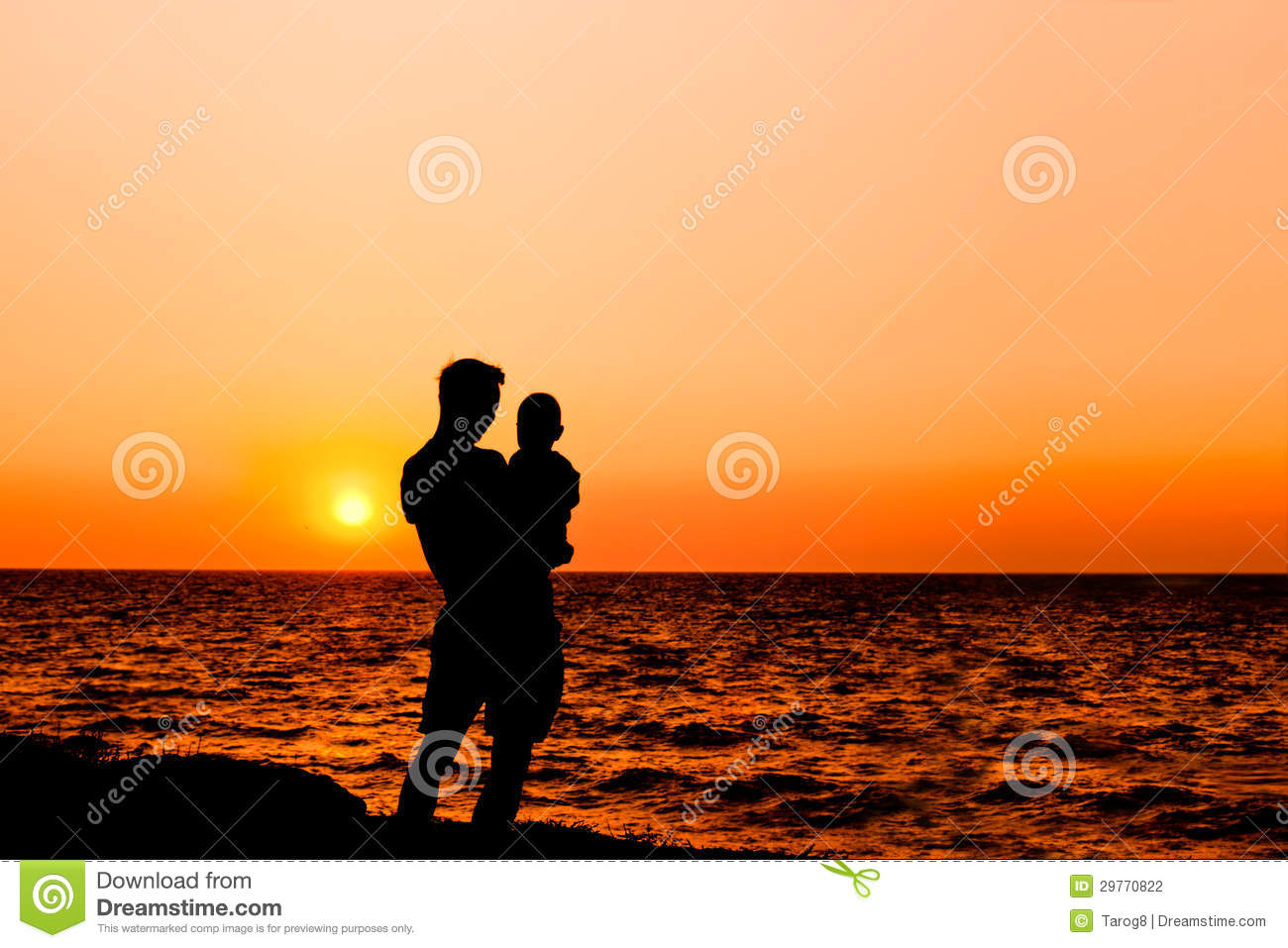 Father Son Silhouette Archives - Father's Day 2014