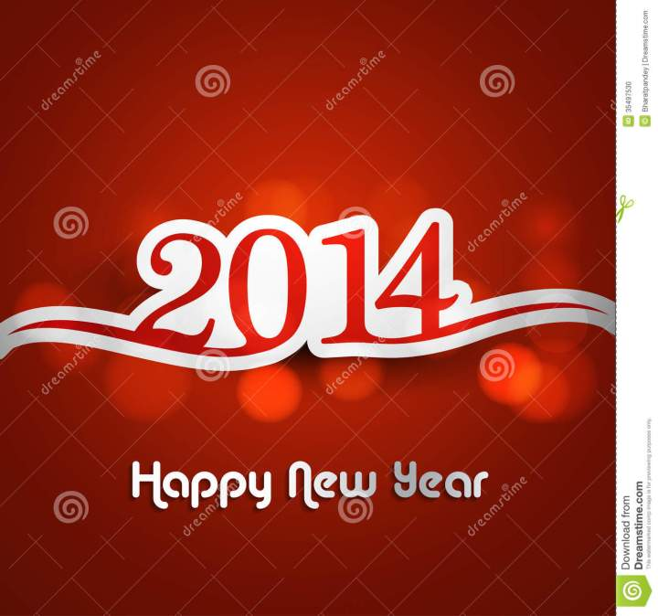 Happy New Year Colorful. 1388 x 1300.Happy New Year Rangoli Design Images