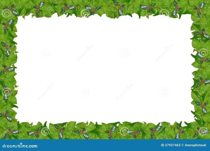 Christmas Page Borders. .Free Holiday Borders For Word