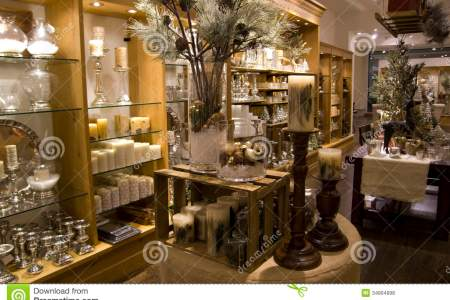 home decor store lots candles luxury 34904998