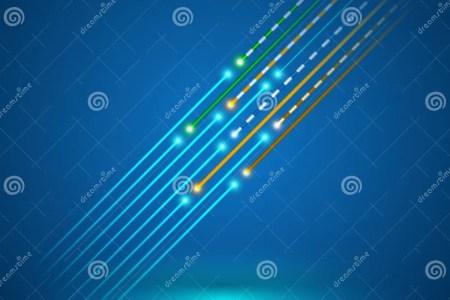 la ligne abstraite relient le concept aux ic nes 64009417
