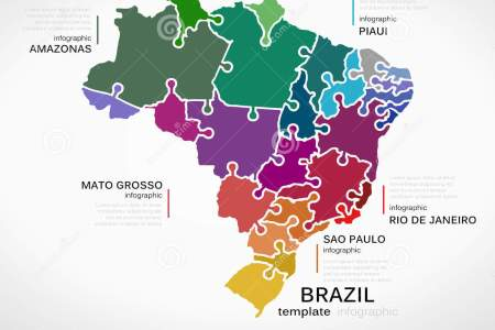 Zil physical map image collections diagram writing sample ideas world map zil rio choice image diagram writing sample ideas and map of states of brazil sciox Images