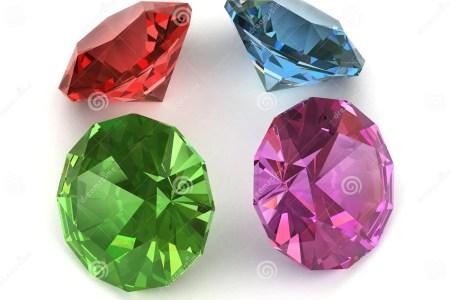 multi coloured gemstones 5009861
