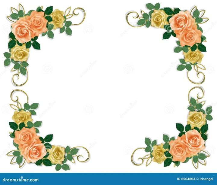 Roses wedding invitation peach yellow 6504803 w 720 q wedding