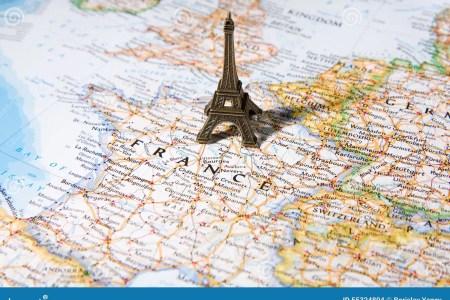 Map eiffel tower france statue eiffel tower map paris most romantic city france beautiful destination world 55324894 gumiabroncs Gallery