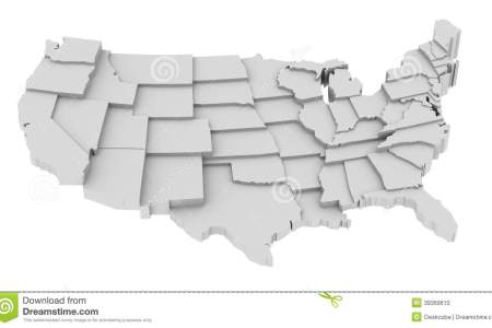 united states map by states image logo high levels stock